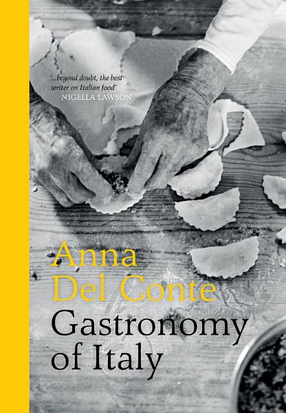 Download Gastronomy of Italy Book