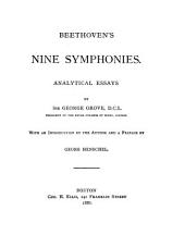 Beethoven's Nine Symphonies: Analytical Essays