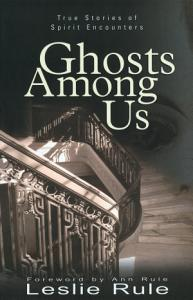 Ghosts Among Us Book