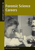 Opportunities in Forensic Science Careers PDF