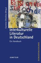 Interkulturelle Literatur in Deutschland PDF