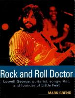 Rock and Roll Doctor PDF