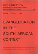 Evangelisation in the South African Context