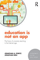 Education Is Not an App