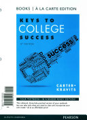 Keys to College Success Book