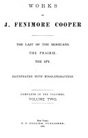 The last of the Mohicans  The prairie  The spy PDF