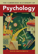 The Cambridge Dictionary of Psychology PDF