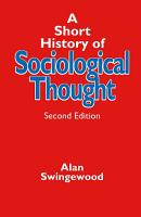 A Short History of Sociological Thought PDF