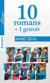 10 romans Azur + 1 gratuit (no3685 à 3694)