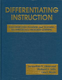 Differentiating Instruction Book