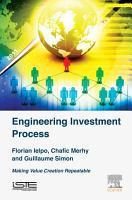 Engineering Investment Process PDF