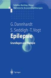 Epilepsie: Grundlagen und Therapie