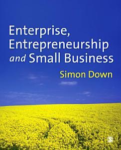 Enterprise  Entrepreneurship and Small Business PDF