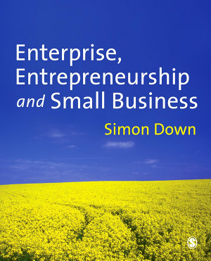 Enterprise  Entrepreneurship and Small Business