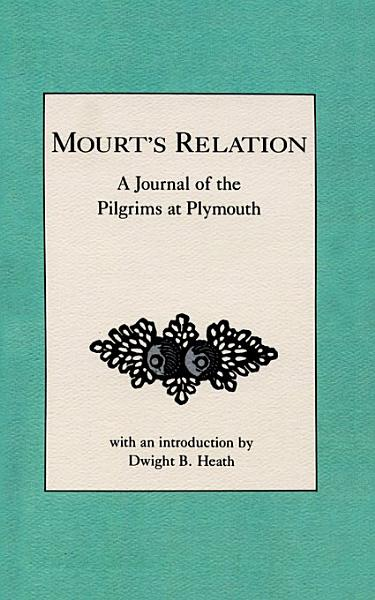 Download Mourt s Relation Book