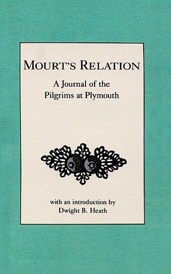 Mourt s Relation PDF