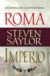 Roma e Imperio: Pack con las dos novelas