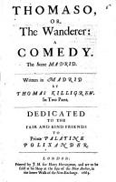 Thomaso  or  the wanderer PDF