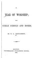 A Year of Worship PDF