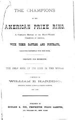 The Champions of the American Prize Ring