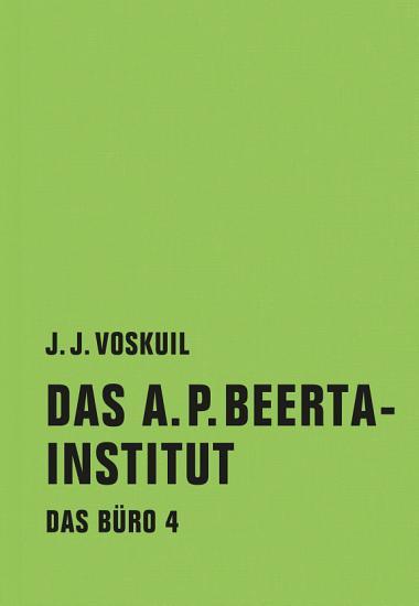 Das A P  Beerta Institut PDF