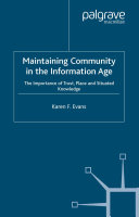 Maintaining Community in the Information Age