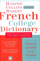 Collins Robert Concise French Dictionary PDF