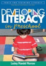 Developing Literacy in Preschool PDF