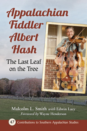 Appalachian Fiddler Albert Hash PDF
