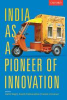 India as a Pioneer of Innovation PDF
