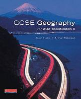 GCSE Geography for AQA Specification B PDF