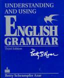 Understanding and Using English Grammar Book