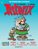 Asterix Omnibus #4