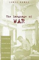 The Language of War PDF