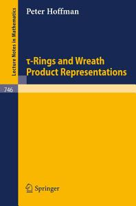 Tau Rings and Wreath Product Representations
