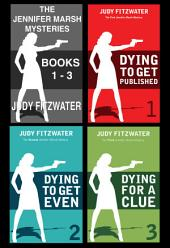 The Jennifer Marsh Mysteries Box Set: Books 1-3