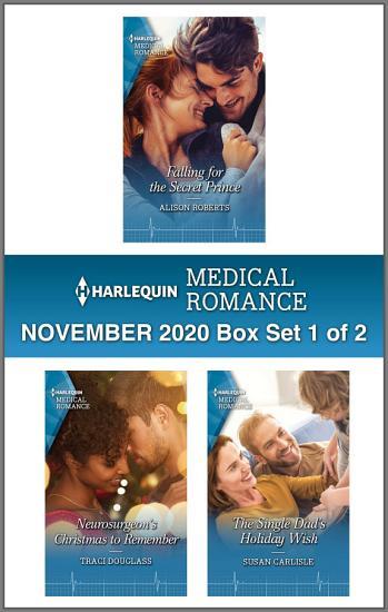 Harlequin Medical Romance November 2020   Box Set 1 of 2 PDF