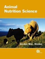 Animal Nutrition Science PDF