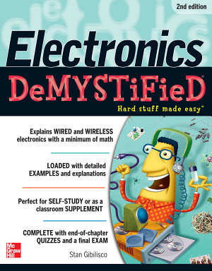 Electronics Demystified  Second Edition PDF
