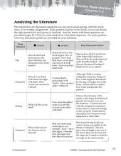Bud, Not Buddy Leveled Comprehension Questions