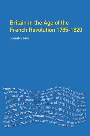 Britain in the Age of the French Revolution PDF