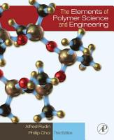 The Elements of Polymer Science and Engineering PDF