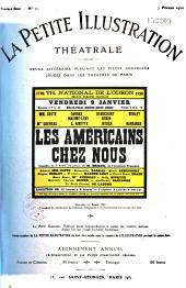 Les américains chez nous: comédie en trois actes
