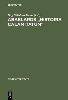 Abaelards  Historia calamitatum  PDF