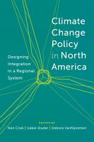 Climate Change Policy in North America PDF