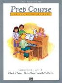 Alfred's Basic Piano Prep Course Lesson Book, Bk F
