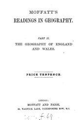 Moffatt's readings in geography: Part 2