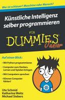 K  nstliche Intelligenz selber programmieren f  r Dummies Junior PDF
