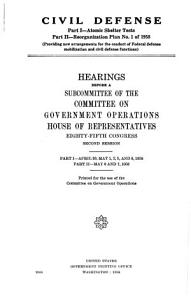 Civil Defense PDF