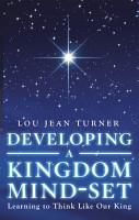 Developing a Kingdom Mind Set PDF